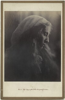 'The Day Dream' (Mary Ann Hillier), by Julia Margaret Cameron - NPG x18042
