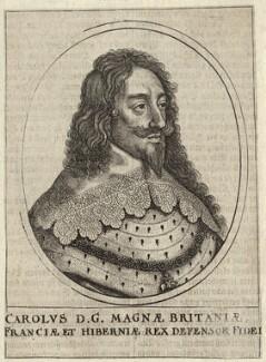 King Charles I, after Unknown artist - NPG D26382