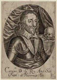 King Charles I, after Unknown artist - NPG D26386