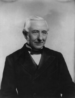 Sir William Mackinnon, 1st Bt, by Eveleen Myers (née Tennant) - NPG Ax36303