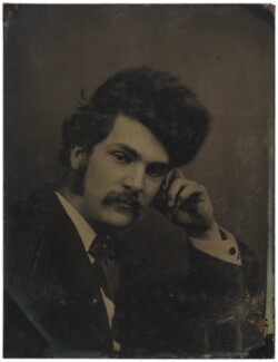 Frank Miles, by Unknown photographer - NPG Ax68627