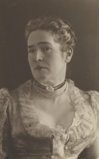 Caroline Lane (née Reynolds), Lady Jebb, by Eveleen Myers (née Tennant) - NPG Ax68773