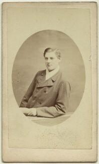 Cecil Rowe, by Charles Hawkins - NPG x129625