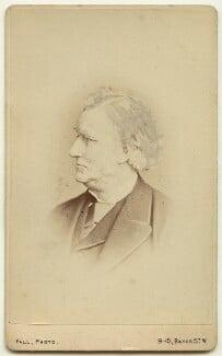 John Hamilton Dalrymple, 10th Earl of Stair, by Thomas Fall - NPG x74635
