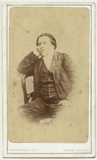 Charles Haddon Spurgeon, by W. & D. Downey - NPG x26536