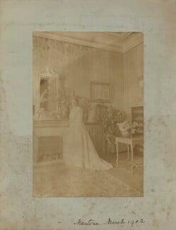 (Frances) Elinor (née Grant), Lady Colvile, by Unknown photographer - NPG x129628