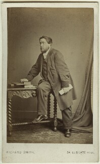 Charles Haddon Spurgeon, by Richard Smith - NPG Ax39856