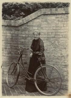(Frances) Elinor (née Grant), Lady Colvile, by Unknown photographer - NPG x129629