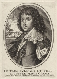 King Charles II, after Unknown artist - NPG D26421