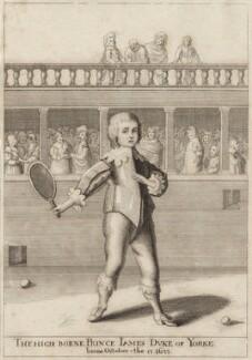 King James II, published by William Richardson, after  Matthäus Merian the Elder - NPG D26423
