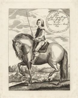 King James II, after Unknown artist - NPG D26426