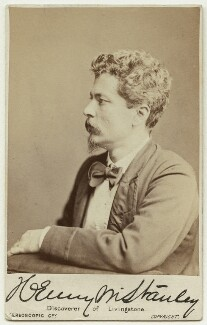 Sir Henry Morton Stanley, by London Stereoscopic & Photographic Company - NPG x32118