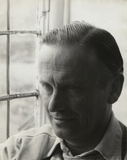 Graham Sutherland, by Ida Kar, 1954 - NPG x131186 - © National Portrait Gallery, London