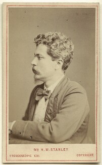 Sir Henry Morton Stanley, by London Stereoscopic & Photographic Company, 1872 - NPG Ax46283 - © National Portrait Gallery, London