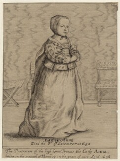 Princess Anne, after Unknown artist - NPG D26443