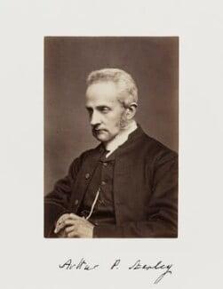 Arthur Penrhyn Stanley, by Samuel Alexander Walker - NPG Ax29232