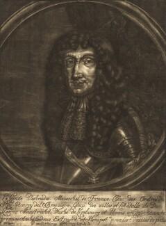 Godfrey d'Estrades, Comte d'Estrades, by Herman Hendrik Quiter (Quitter) - NPG D9080