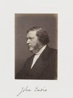 John Eadie, by Samuel Alexander Walker - NPG Ax29239