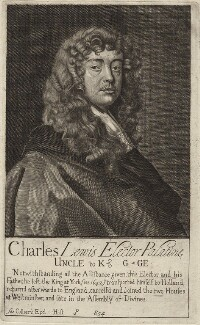 Charles Lewis (Louis), Elector Palatine, after Unknown artist, 18th century - NPG D26464 - © National Portrait Gallery, London