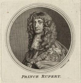 Prince Rupert, Count Palatine, by Thomas Chambers (Chambars) - NPG D26475