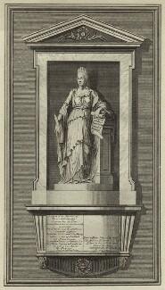 Catharine Macaulay (née Sawbridge), after John Francis Moore, 1777 or after - NPG D32139 - © National Portrait Gallery, London