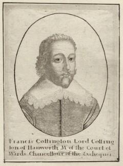 Francis Cottington, 1st Baron Cottington, after Unknown artist - NPG D26482