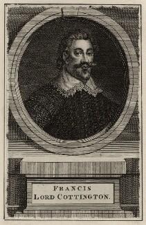 Francis Cottington, 1st Baron Cottington, after Unknown artist - NPG D26483