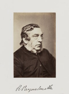 Robert Payne Smith, by Samuel Alexander Walker - NPG Ax29259