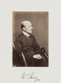 William Kay, by Samuel Alexander Walker - NPG Ax29262