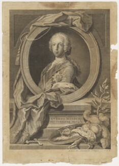 Prince Charles Edward Stuart, by Sir Robert Strange - NPG D9085