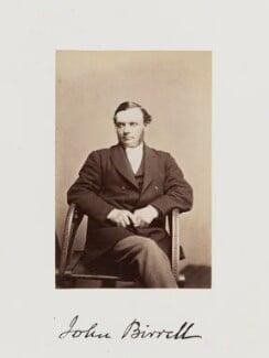John Birrell, by Samuel Alexander Walker - NPG Ax29265