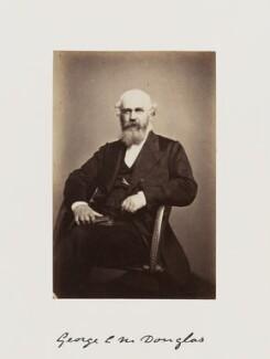 George Cunninghame Monteath Douglas, by Samuel Alexander Walker - NPG Ax29269