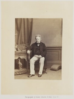 Thomas Bell, by Ernest Edwards, published by  Alfred William Bennett - NPG Ax14757