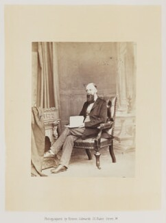 (Charles) Cardale Babington, by Ernest Edwards, published by  Alfred William Bennett - NPG Ax14766