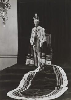 King George VI, by Dorothy Wilding - NPG x34045