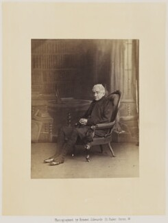 John Lonsdale, by Ernest Edwards, published by  Alfred William Bennett - NPG Ax14775