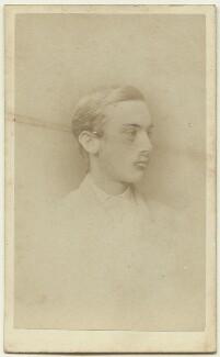 John ('Jack') Strachey, by Alexander Bassano - NPG x38547