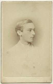 John ('Jack') Strachey, by Alexander Bassano - NPG x38545