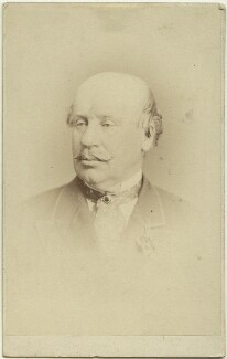 Guildford James Hillier Onslow, by London Stereoscopic & Photographic Company - NPG Ax28439