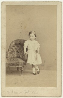 Andrew John Wedderburn Colvile, by William Edward Kilburn - NPG x26172