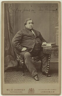 'Before Prison - The Claimant' (Arthur Orton), by W. & D. Downey - NPG x29188