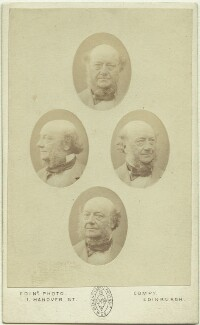 Thomas Brittain Vacher, by Edinburgh Photographic Company - NPG x27114