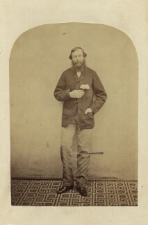 Claud Bowes-Lyon, 13th Earl of Strathmore and Kinghorne, by Unknown photographer - NPG x26572