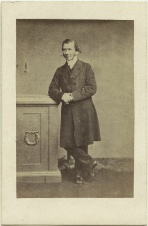 Charles John Vaughan, by Unknown photographer - NPG x13259