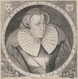 Mary, Queen of Scots, after Unknown artist, late 16th century - NPG D32136 - © National Portrait Gallery, London