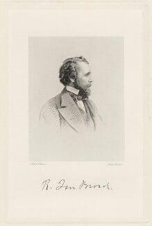 Richard Ten Broeck, by Joseph Brown, after  Herbert Watkins - NPG D32165