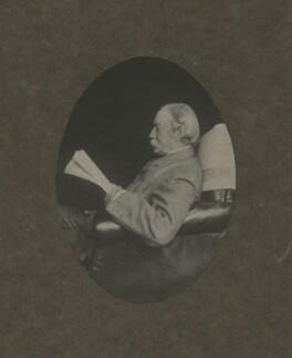 Trevor John Chichele Grant, by Frederick Hollyer - NPG x129645