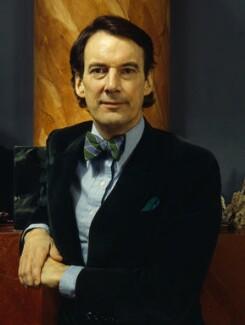 Charles Alexander Jencks, by Tim Mercer - NPG x131208