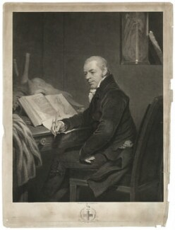 Joshua Brookes, by James Fittler, after  Thomas Phillips - NPG D32182