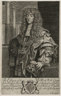 George Villiers, 2nd Duke of Buckingham, by Robert White - NPG D26513
